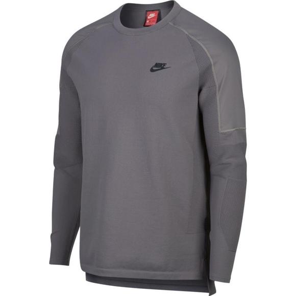 7137d8362 Nike Shirts   Sportswear Tech Knit Longsleeve Top   Poshmark